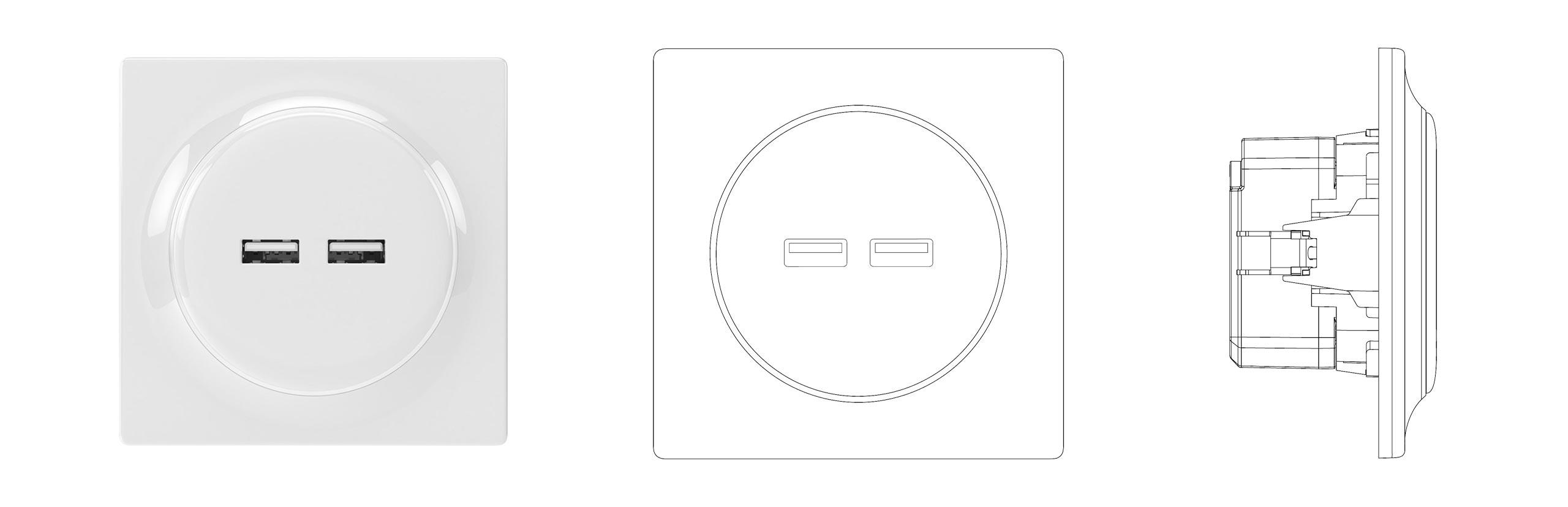 Fibaro-Walli-N-USB-Outlet-FGWU-021