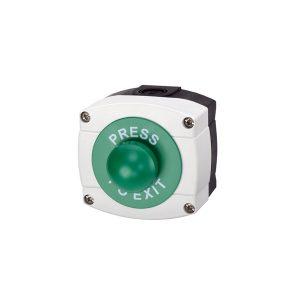 GEM-PBT-090WP-Weatherproof-Exit-Button