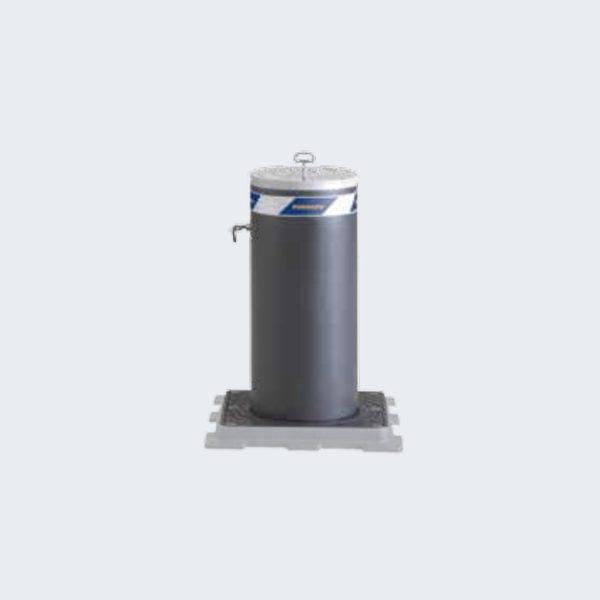 Hormann-Semi-Automatic-Bollards-S-275-800-G