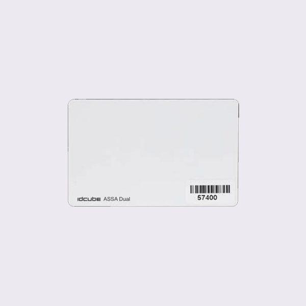 IDCUBE-ASSA-PVC-Dual-Long-Range-Credential