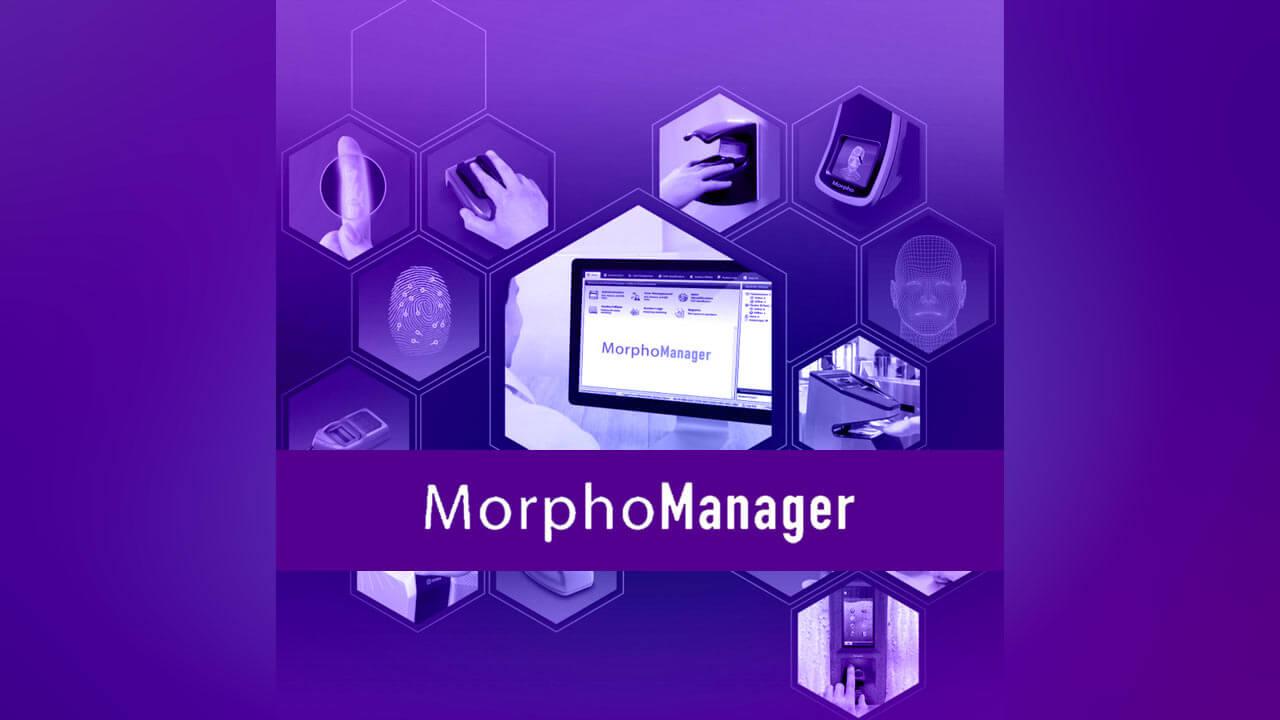 IDEMIA-MorphoManager