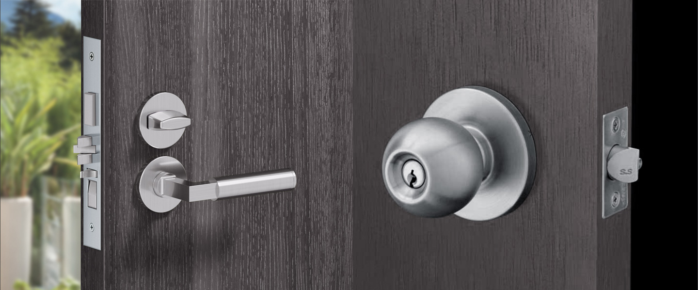 Mortise Locks vs Cylindrical Locks: Key Differences Explained