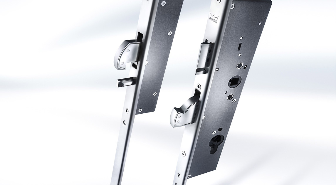 Multi-point-Locking-Systems