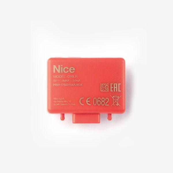 Nice-Oxi-LR-Bidirectional-433.92-MHz-Radio-Receiver