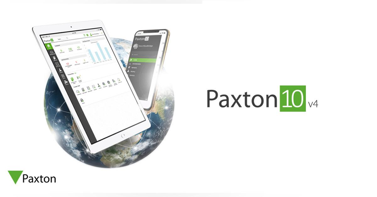 Paxton10-v4-Software-Update