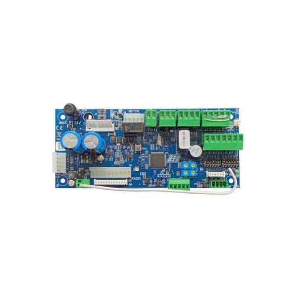 RIB-P1-24V-CRX-Control-Board-for-PRESIDENT-Automatic-Gate-Barrier-stebilex-systems