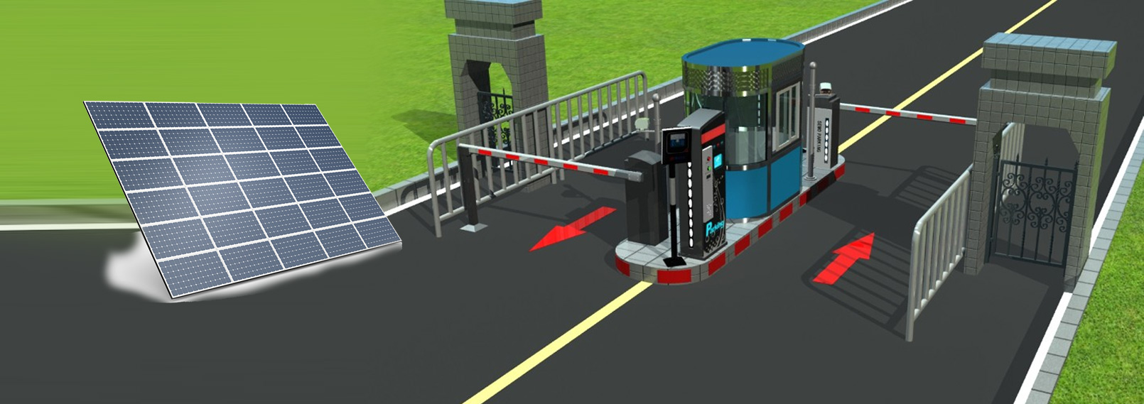 Solar-Solutions-for-Gate-Barrier-Systems