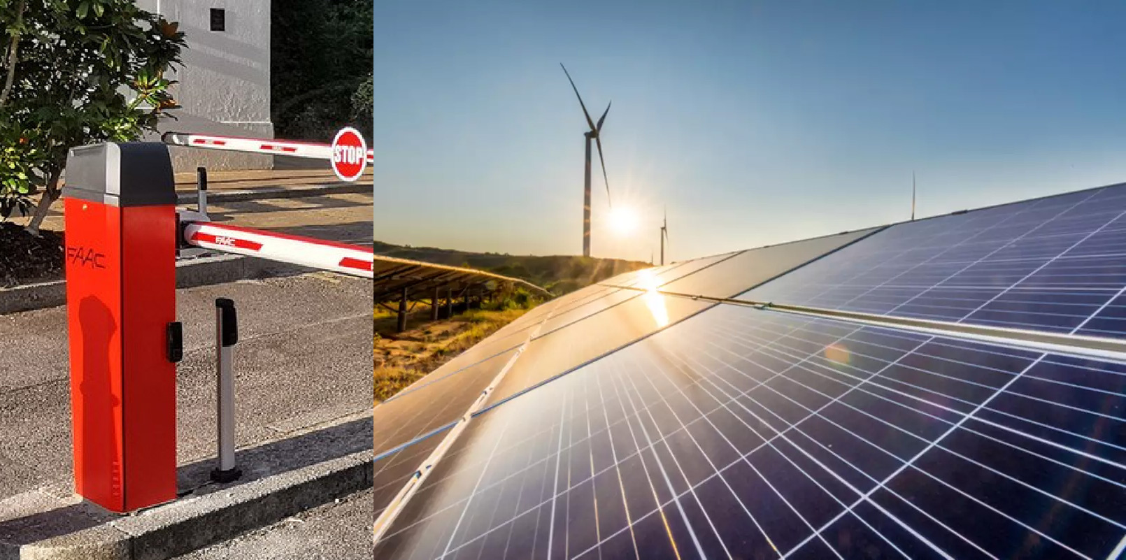 Impactful Solar Solutions for Powering Gate Barrier Systems