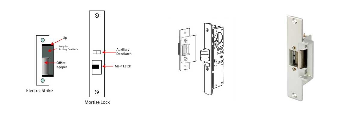 electric-strike-lock-working