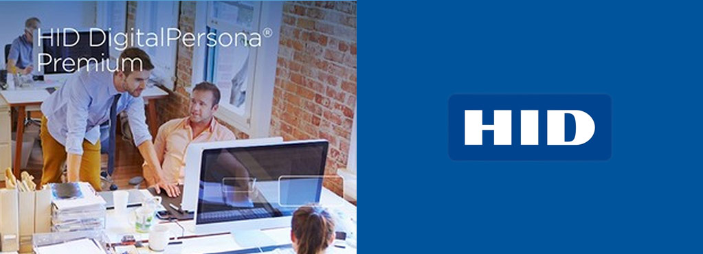 HID's DigitalPersona® 4500 Optical Fingerprint Reader Gets All-New Look