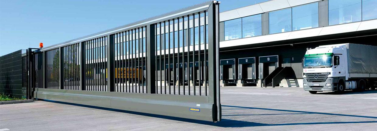 hormann-sliding-gates