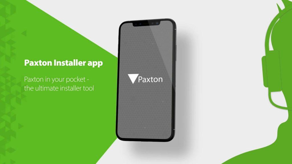 paxton-installer-app
