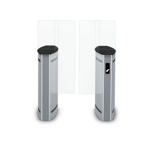 perco-st-02-speed-gate-with-standard-sliding-panels