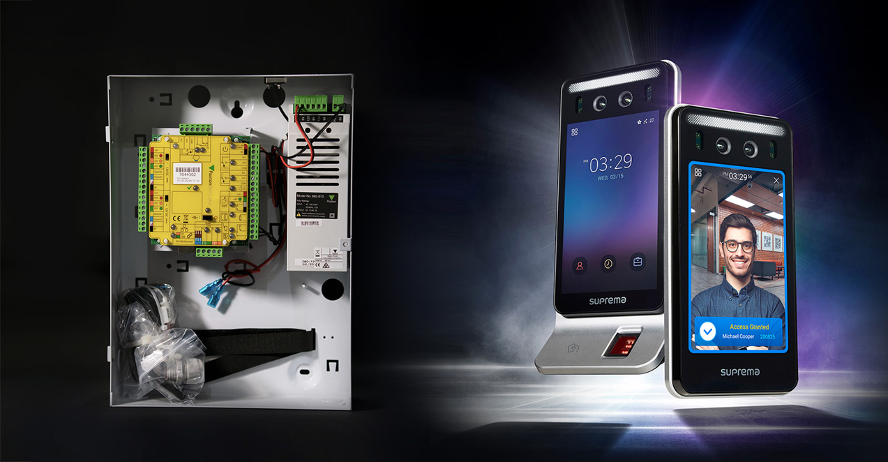 How to Integrate Suprema Devices with Paxton Net2 Access Control System?